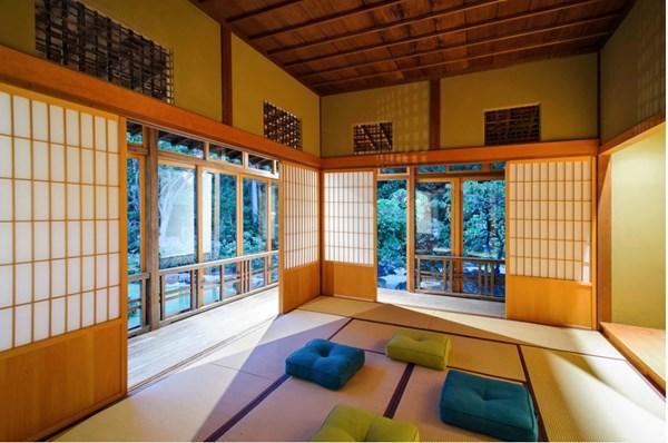 12 đặc trưng kiến trúc nhà truyền thống Nhật Bản