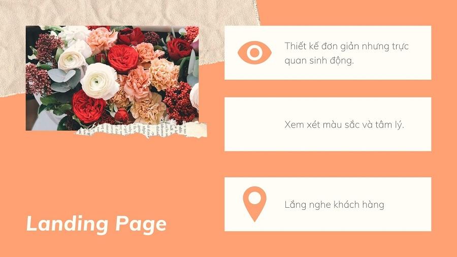 Landing Page và cách sử dụng sao cho hiệu quả