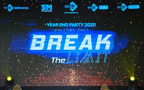 """""""Gala Dinner 2021 - Break the Limit"""" - Đại tiệc cuối năm đầy ấn tượng của GHD"""