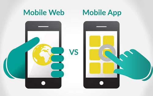 Mobile app hay Mobile web: Lựa chọn nào cho doanh nghiệp trong năm 2021?