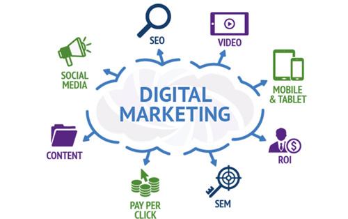 Điểm khác biệt giữa Digital marketing và Online Marketing