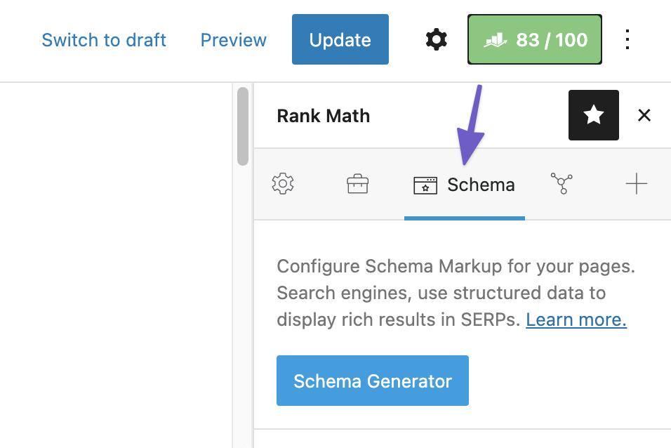 Schema Markup – Hướng dẫn setup Rich Snippet cho Wordpress bằng Rankmath 2021